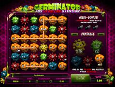 В игровой автомат Герминатор (Germinator) играйте бесплатно, без регистрации, онлайн на сайте виртуального интернет казино : оригинальная игра, которая оставляет после себя максимум положительных эмоций!