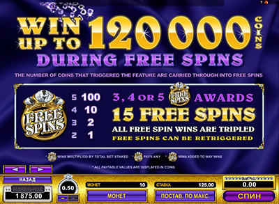 Reel Gems Microgaming слот