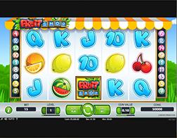 Игровой автомат fruit shop бесплатно Сосновый Бор
