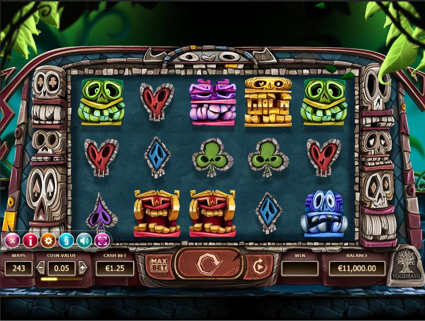 игровой автомат jokerizer yggdrasil